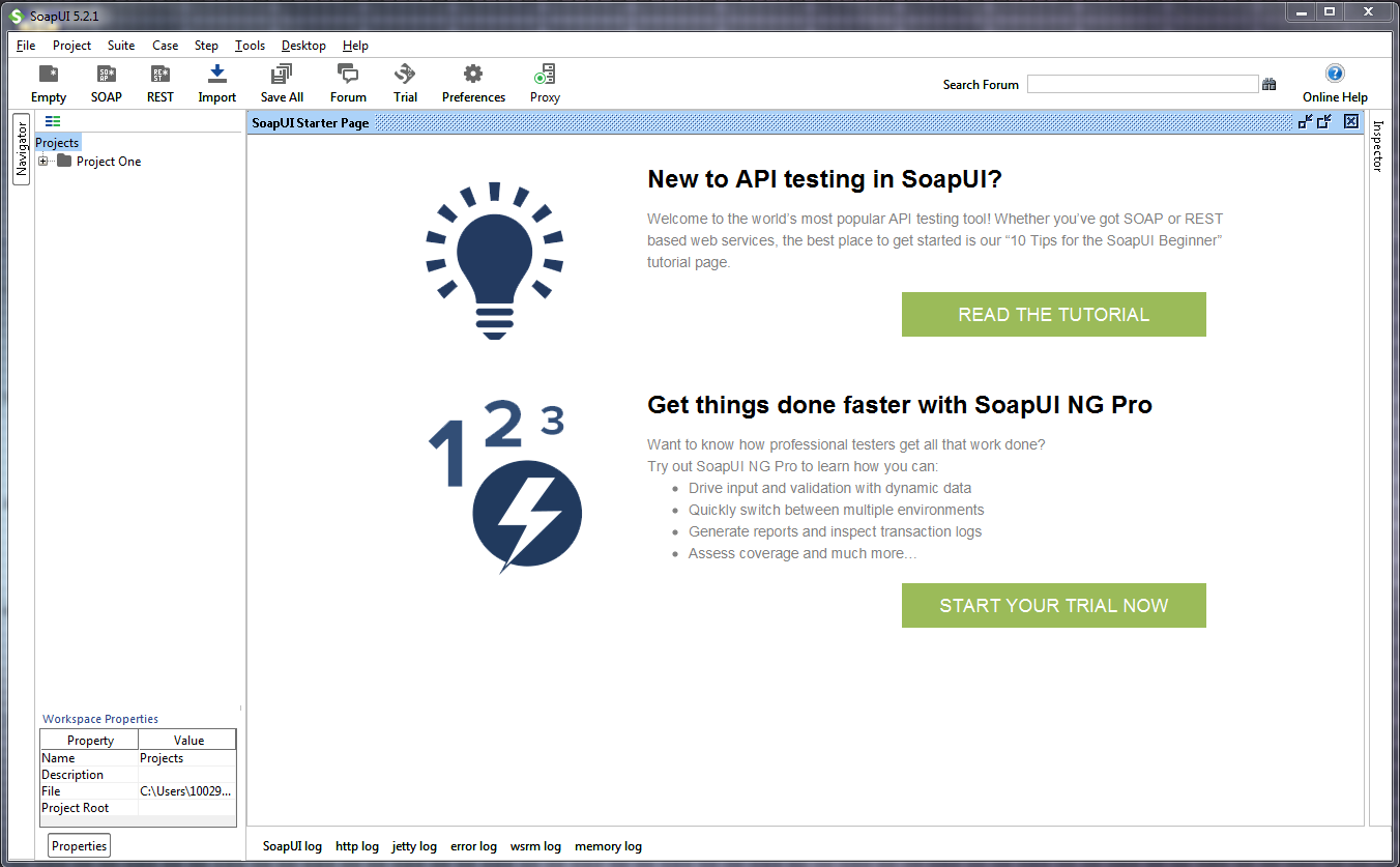 Web services testing in soapui soapui tool baditri Images