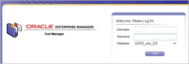 Oracle_Test_Manager