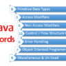 50 keywords in Java you should be aware of