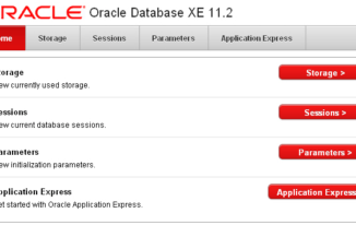 Detailed steps to install Oracle XE 11g database