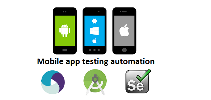Mobile app testing automation – Appium and Android Studio