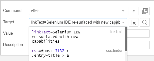 How to create tests in Selenium IDE - Testing Tools